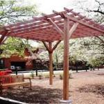 Садовые постройки- перголы,арки,беседки,шпалеры,сделать своими руками+шпалеры+перголы+барбекю+беседки, поделки своими руками, поделки для дачи