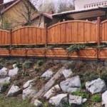 Деревянные заборы, заборы под ключ, строительство заборов