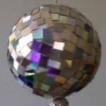 новогодние подарки, оригинальный новогодний подарок,что подарить на новый год, зеркальный шар,