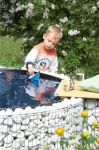 пруд,водоем,бассейн,как сделать пруд,как сделать водоем на даче