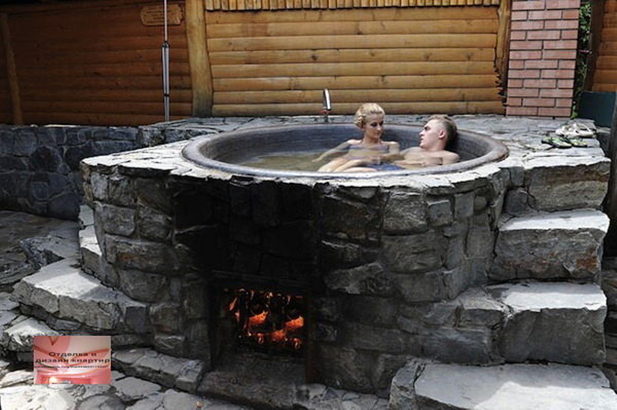 Закарпатская баня своими руками